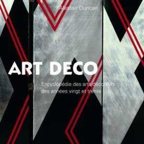 Art Déco. - Encyclopédie des arts décoratifs
